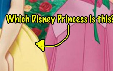 Can You Correctly Identify These Disney Princes And Princesses Based On Their Clothes?