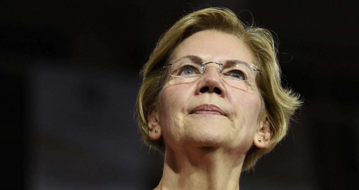 Elizabeth Warren Wants To Punish Companies Like Exxon For Lying To Federal Agencies