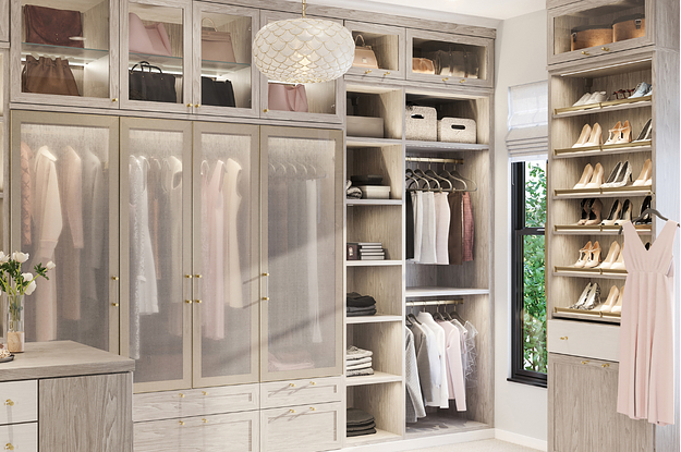 We Know Your Ideal Career Based On How You Design Your Dream Closet
