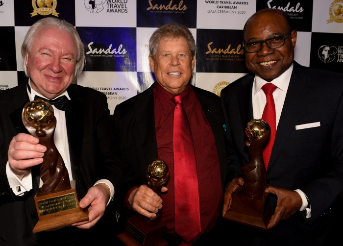 World Travel Awards unveils Caribbean winners at Sandals Royal Bahamian | News