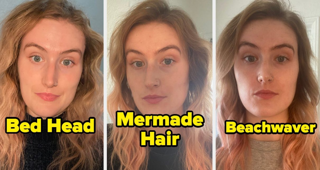 I Tried 3 Of The Most Popular Hair Wavers On The Internet To See Which One Could Achieve The ~Perfect Wave~ And Here's What Happened